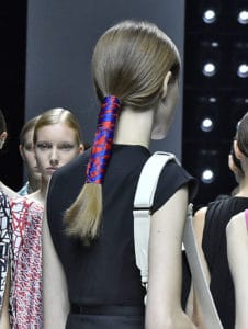 hairstyles-2018-lanvin coiffures