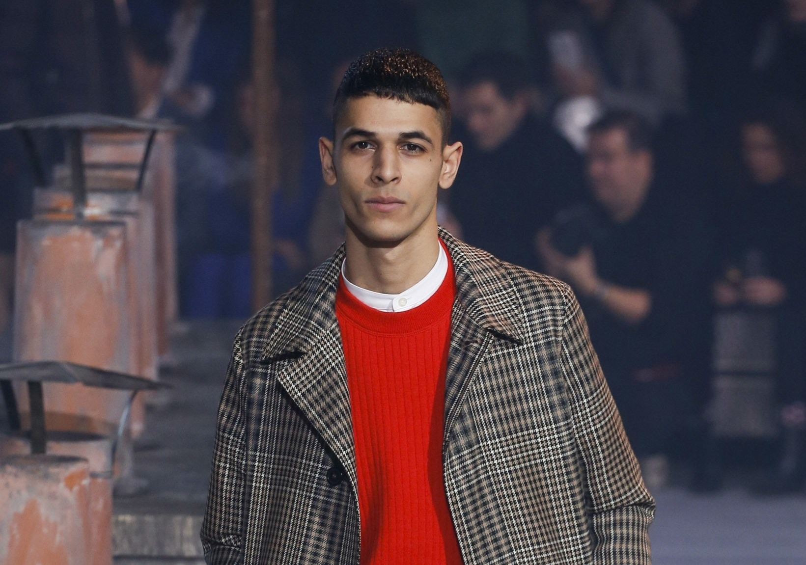 The Arab Male Models The Fashion Industry Is Crazy About Mille