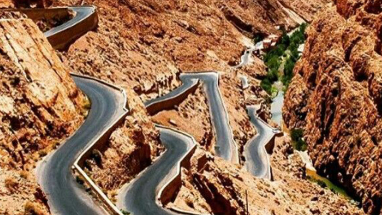 The Most Dangerous Roads In The Arab World Mille