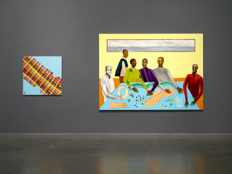 New-Museum-Lubaina Himid-Work from Underneath