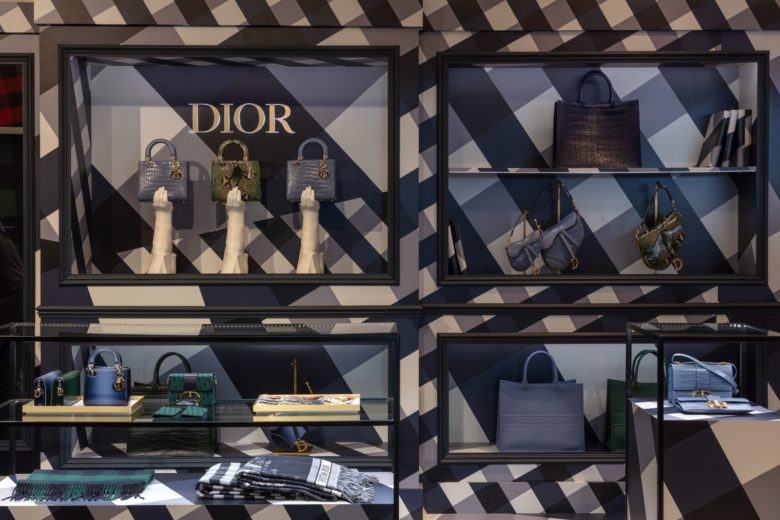 Harrods Dior Pop Up 2