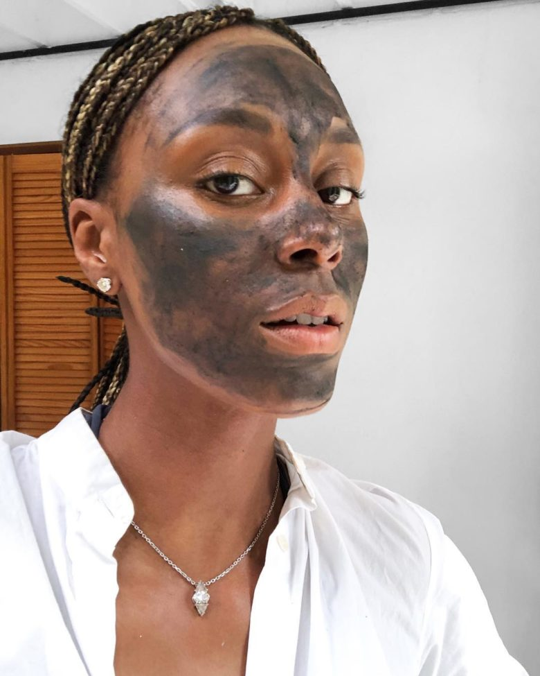 Cleansing Charcoal Mask