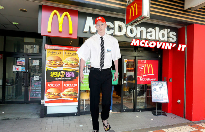 vetements mcdonalds defile menswear 2019