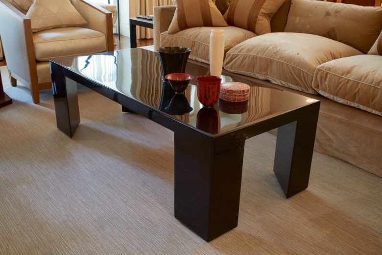 Jean Dunand coffee table
