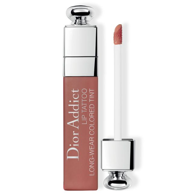 nude lipstick Dior Addict Lip Tattoo