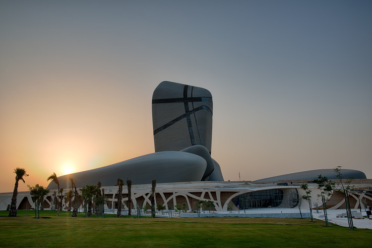 King Abdulaziz Center for World Culture creative hub in Saudi Arabia