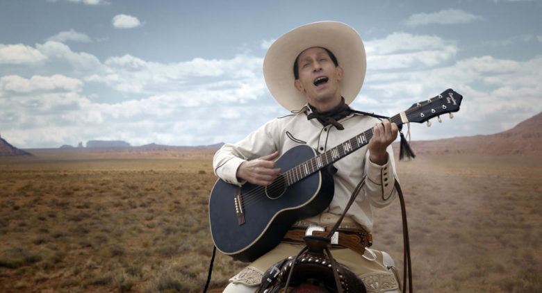 The Ballad of Buster Scruggs comedy
