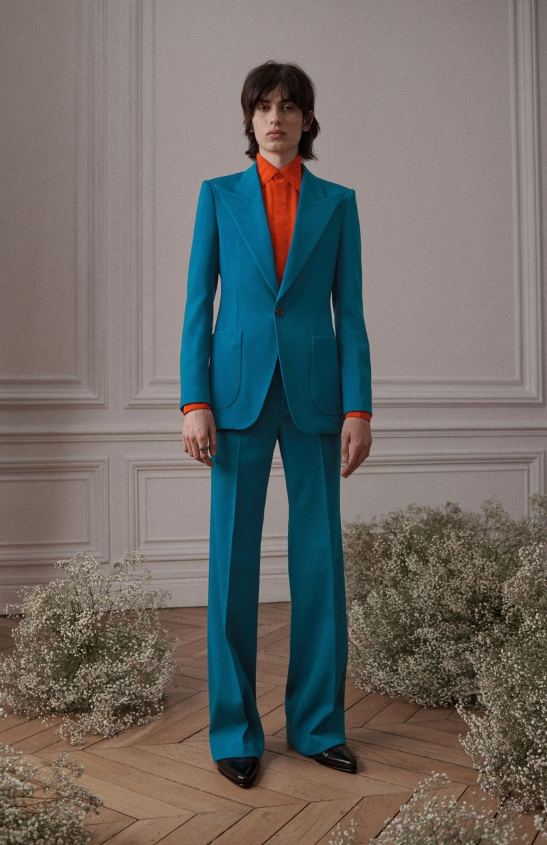 Givenchy Acid Bright Suit