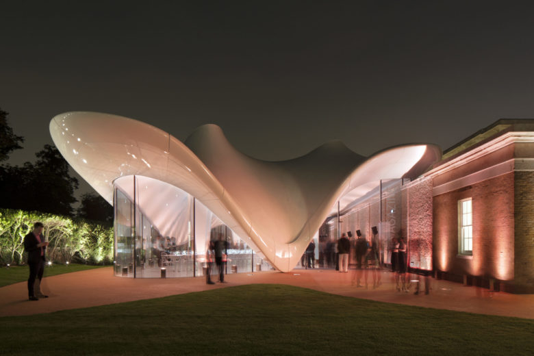 The Serpentine Sackler Gallery, London