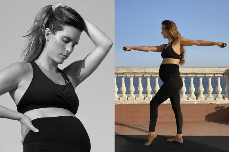Nike Maternity Collection