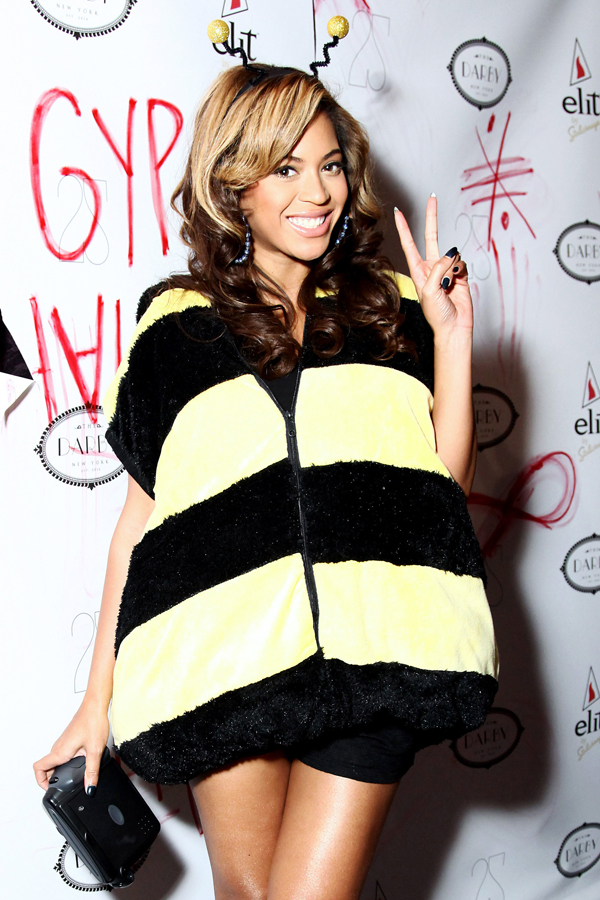 Beyonce as a bee, 2011